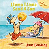 Llama Llama Sand And Sun: A Touch & Feel Book - (BB)