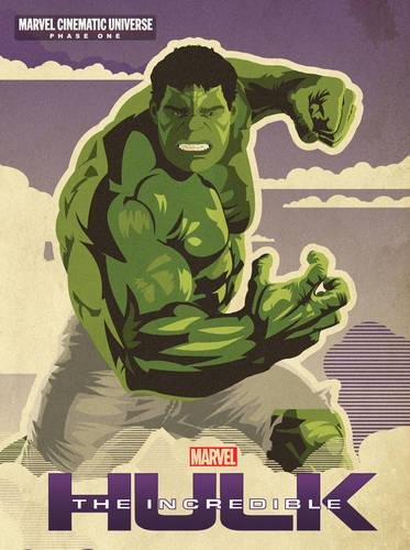 Marvel The Incredible Hulk: Marvel Cinematic Universe Phase One - (PB)
