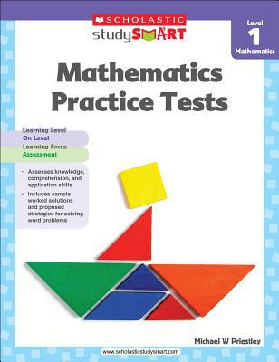 Mathematics Practice Tests, Level 1