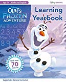 Olaf's Frozen Adventure: Learning Yearbook (disney Learning)
