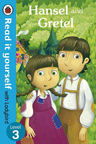 Read It Yourself Hansel And Gretel (mini Hc)