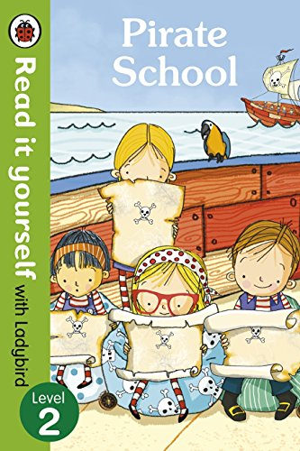 Read It Yourself Pirate School (mini Hc) - (PB)