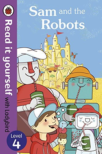 Read It Yourself Sam And The Robots (mini Hc) - (HB)