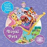 Royal Pets (Disney Whisker Haven Tales: Palace Pets) Paperback
