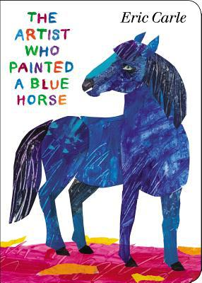 The Artist Who Painted A Blue Horse - (BB)
