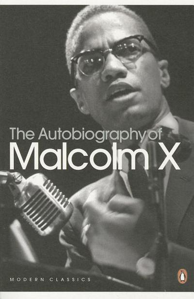 The Autobiography Of Malcolm X   (PB)