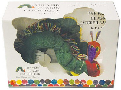 The Very Hungry Caterpillar (Book&Toy) - (BOX)