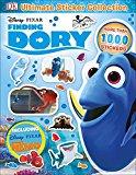 Ultimate Sticker Collection: Disney Pixar Finding Dory (DK Ultimate Sticker Collections)  -  Paperback