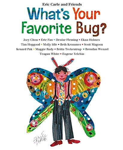 What's Your Favorite Bug? (eric Carle And Friends' What's Your Favorite) - (HB)
