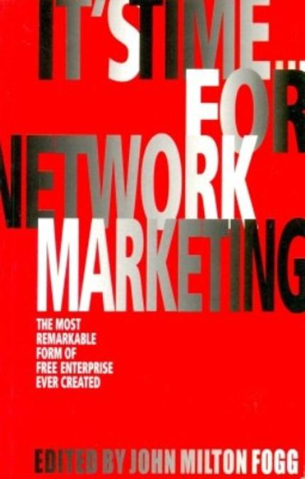 Its Time for Network Marketi