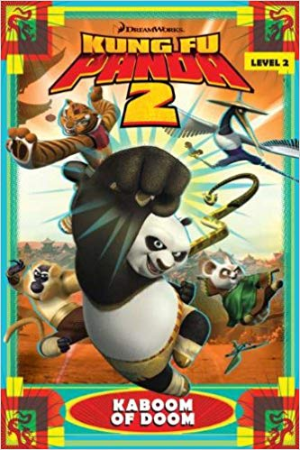 Kaboom of Doom Kung Fu Panda 2