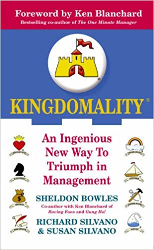 Kingdomality: A Unique Guide to Using Your Personality to Master the World Around You
