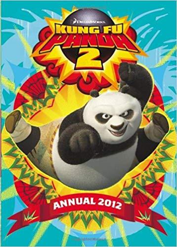 Kung Fu Panda: Annual 2012 Annuals 2012