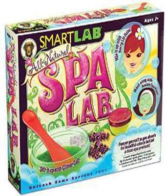 SmartLab Toys All Natural Spa Lab by SmartLab Toys