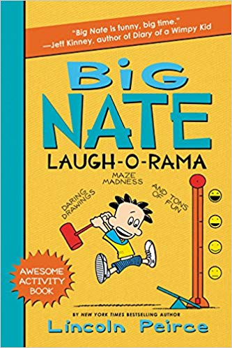 Laugh-O-Rama (Big Nate (Harper Collins))