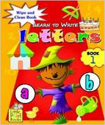 Learn to Write: Letters(Wipe & Clean)