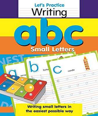 Let's Practice Writing Abc Small Letters