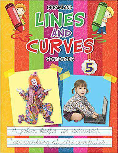 Lines and Curves Sentences Part 5