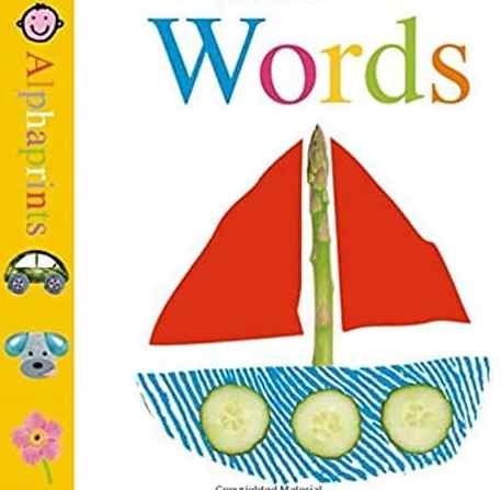 Little Alphaprints: Words  -