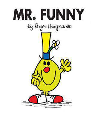 Little Miss Funny - Board book