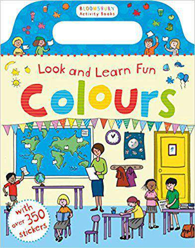 Look and Learn Fun Colours Look & Learn Fun