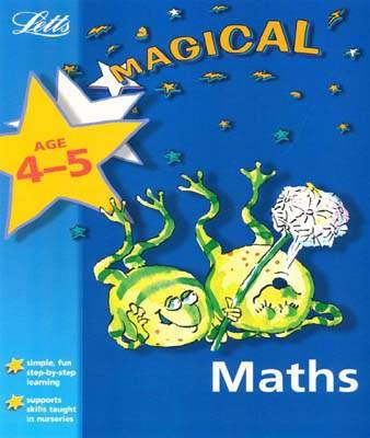 Letts Magical Maths 45