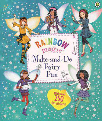 Make-and-Do Fairy Fun (Rainbow Magic) - Paperback