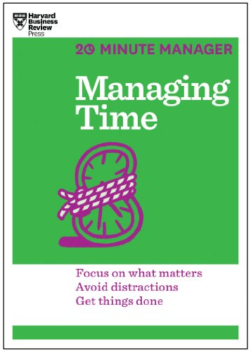 Managing Time 20Minute Manager