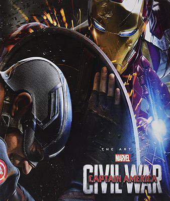 Marvel's Captain America: Civil War: The Art of the Movie   -