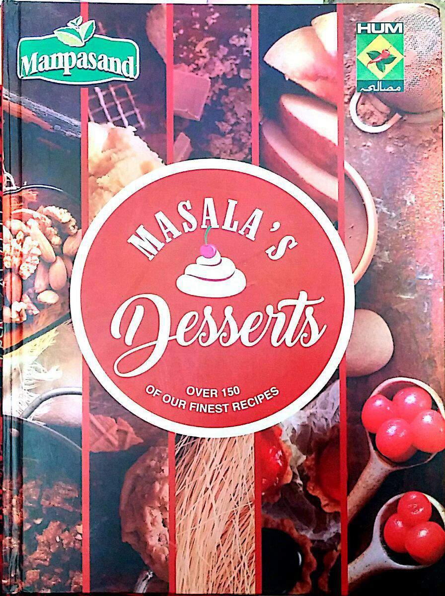 Masala's Desserts