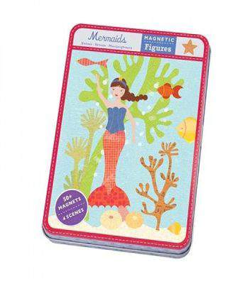 Mermaids Magnetic Figures