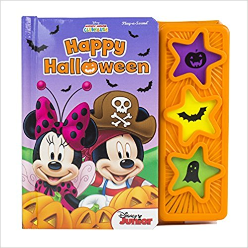 Mickey Mouse Clubhouse Mickeys Halloween