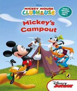 Mickeys Campout  - HB