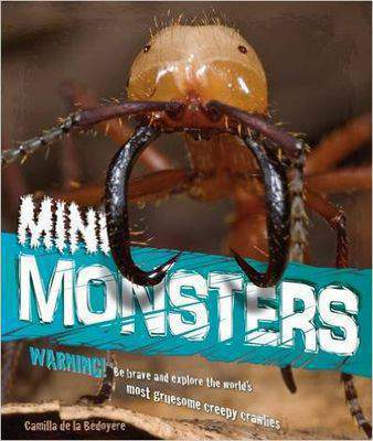 Mini Monsters Animal Attack
