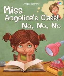 MISS ANGELINA'S CLASS! NO, NO, NO… (ANGEL STORY)