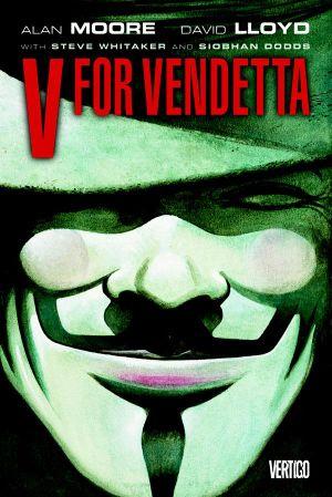 V For Vendetta New     New Edition Tpb