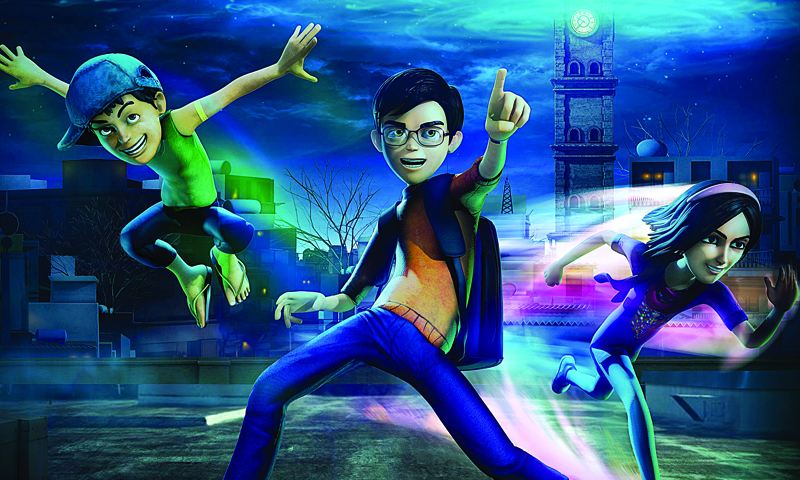 Activity Boom 3 Bahadur  -  (PB)