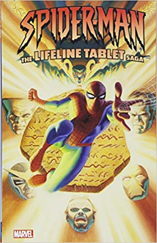 Amazing Spider-Man: the Lifeline Tablet Saga By : Stan Lee
