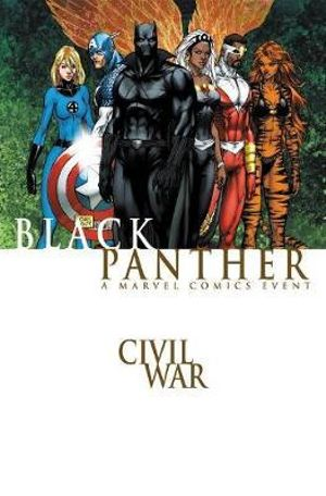 Civil War: Black Panther (New Printing): '2016/03/22