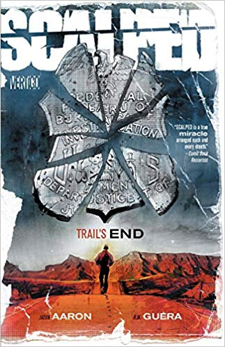 Scalped Vol 10: Trails End