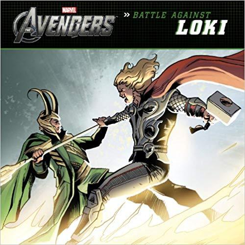The Avengers: Battle Against Loki Marvel the Avengers