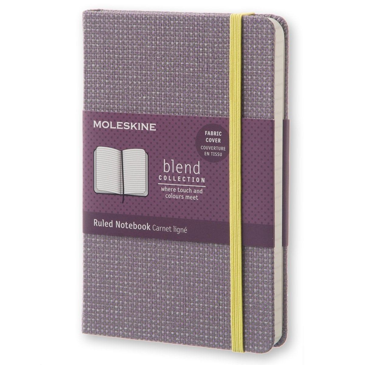 Moleskine Blend Limited Collection Pocket Ruled Violet