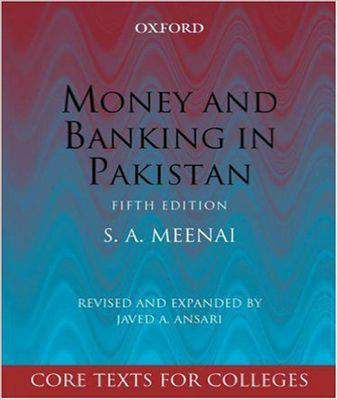 Money and Banking in Pakistan Fifth Edition