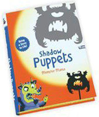 Monster Mania Shadow Puppets