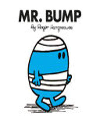 Mr Bump - Board book