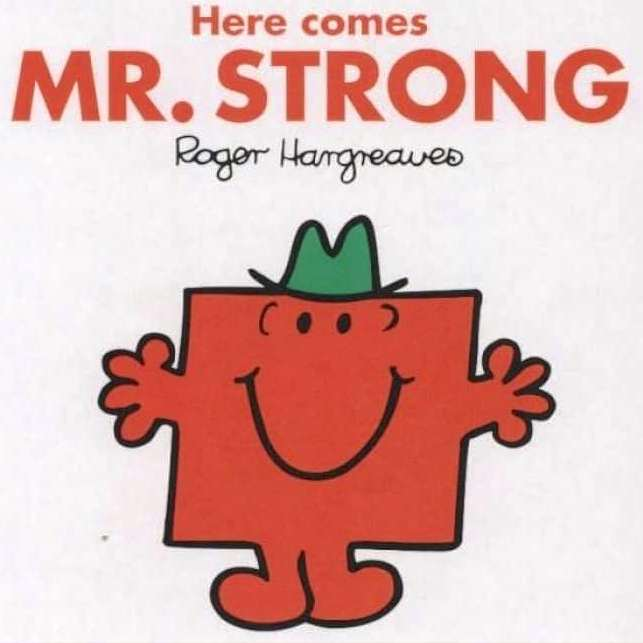 Mr Men: Here Comes Mr Strong