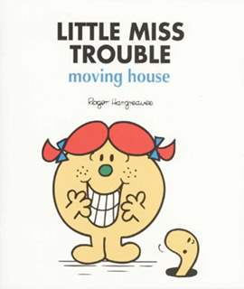 Mr Men Little Miss: Little Miss Trouble