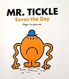 Mr Tickle Saves the Day