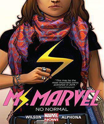 Ms. Marvel Volume 1: No Normal Paperback