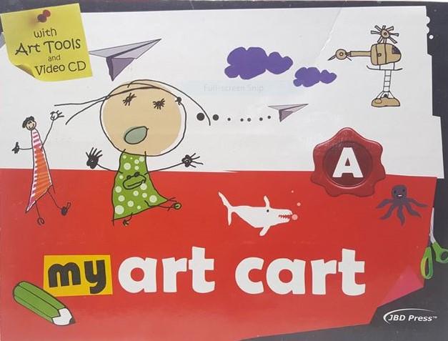 My Art Cart A (BOX)